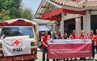 DKSH and Wicaksana help Donggala-Palu victims in Indonesia
